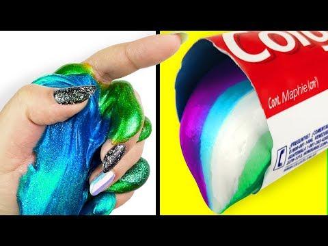 Haz Slime Con 1 Ingrediente 💦 NO Busques Más!