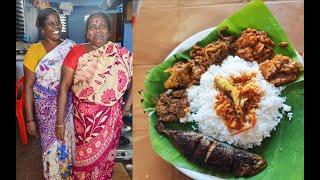 மகளிரும் மாடிவீட்டு  MESSம் - ரேவதி அக்கா வீட்ல சாப்பாடு - MSF