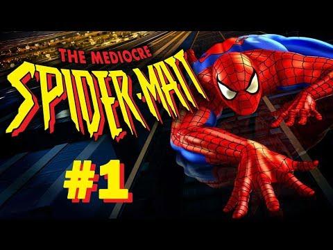 The Mediocre Spider-Matt - Spider-Man PSX (Part 1) (видео)