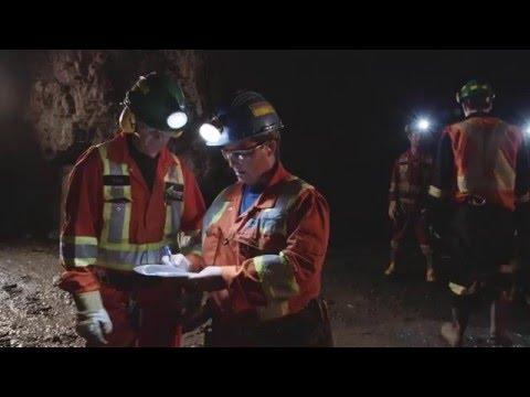 DEP | Extraction du minerai