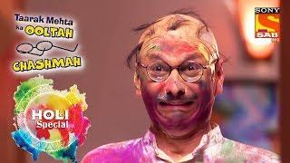 Holi Special   Popatlal Goes Bald This Holi   Taarak Mehta Ka Ooltah Chashmah