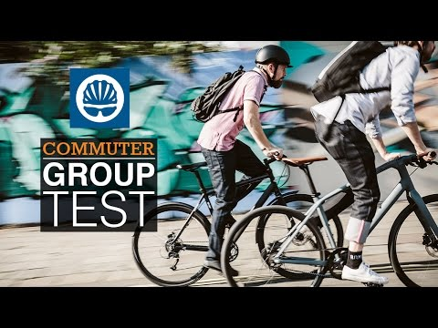 Commuter Bike Group Test