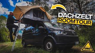 Dachzelt Roomtour FRONT RUNNER FEATHER LITE | Camper Ausbau Folge 005