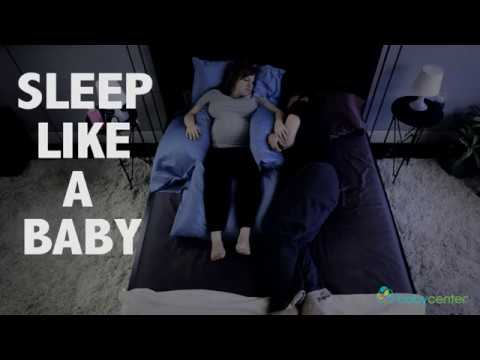 How to sleep like a baby... when you're expecting one