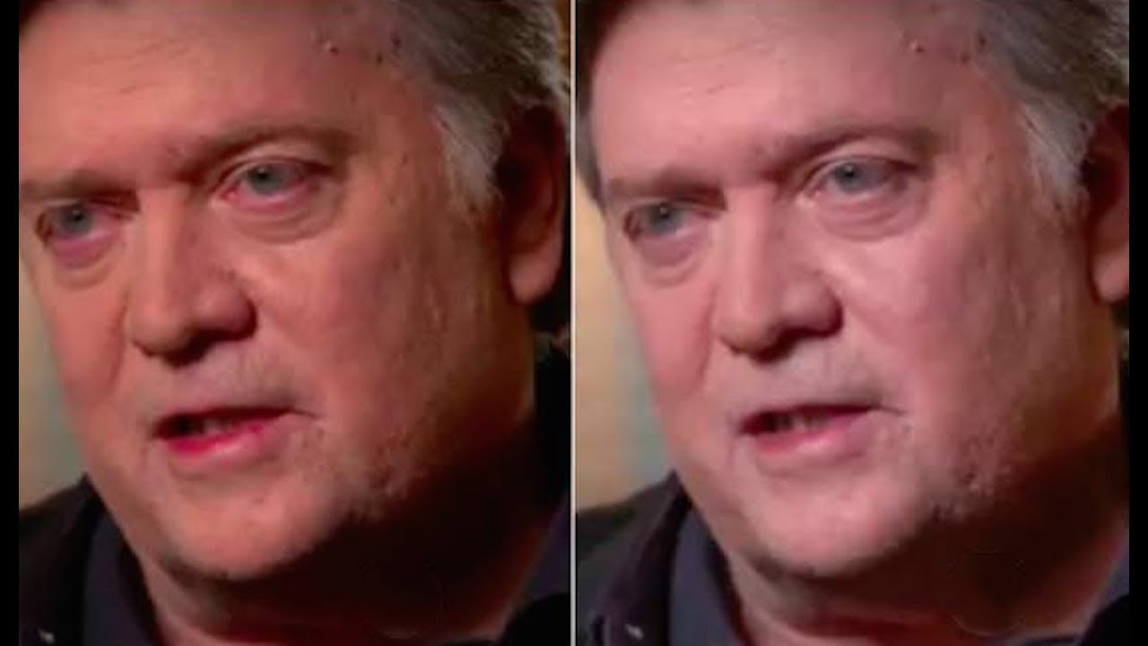 Did CBS Try To Make Steve Bannon Look Bad? thumbnail