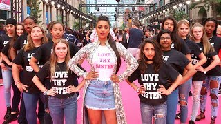 The MMVAs were dope And my entrance on to the carpet was EVERYTHING