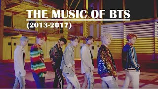 The Music of BTS: A Guide for English speakers (2013-2017)