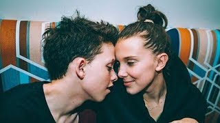 """Millie Bobby Brown & Jacob Sartorius SLAY Duet of His Song """"Nothin"""