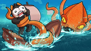 Mythical GOD of the Ocean...the KRAKEN! (Scramble Craft)