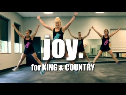 for KING & COUNTRY - joy | Cardio Party Mashup