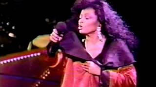 DIANA ROSS LIVE - FORCE BEHIND THE POWER