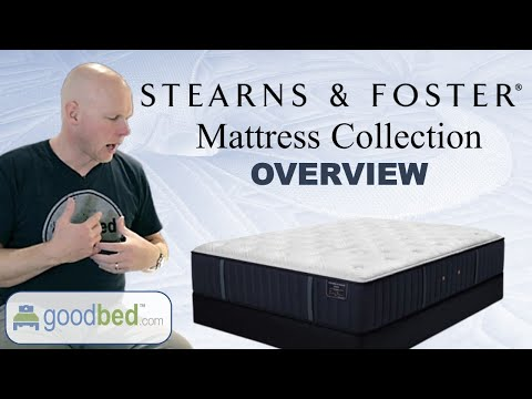 Stearns & Foster Product Lines (2019-20) EXPLAINED by GoodBed (VIDEO)
