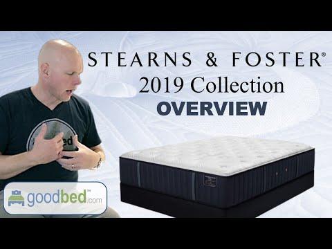 stearns foster mattress reviews