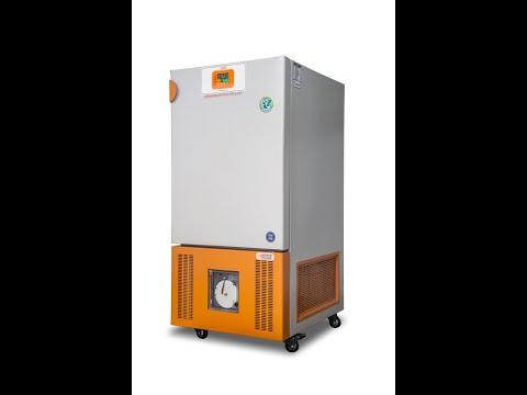 Ultra Low Temperature Deep Freezer 80c