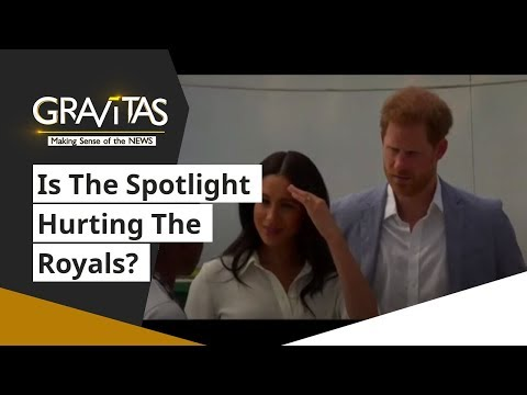 Gravitas: Is The Spotlight Hurting The Royals?
