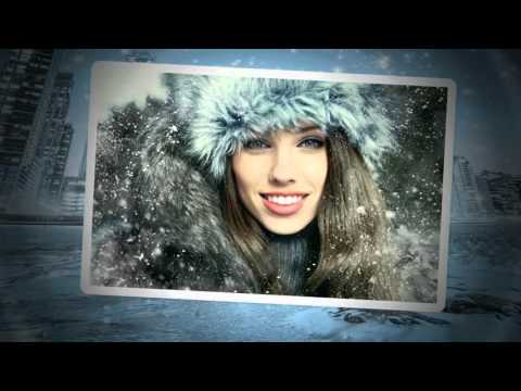Project for Proshow Producer - Winter collage