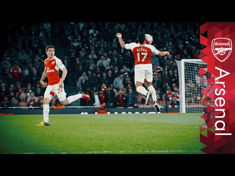 Arsenal | Best skills and tricks 2015/16