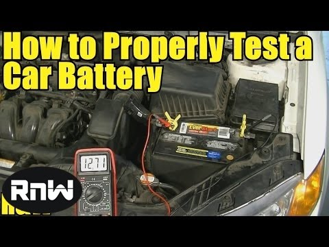 How to Test a Car Battery - Plus Tips on How to Prevent a Battery From Going Bad