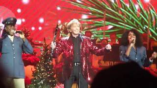 "Barry Manilow ""Jingle Bells"" Nassau Coliseum December 7 2017"