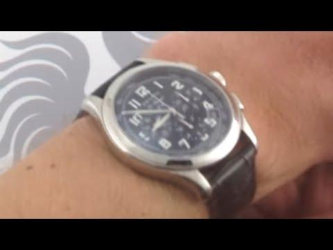 Zenith El Primero Hand Wound Luxury Watch Review