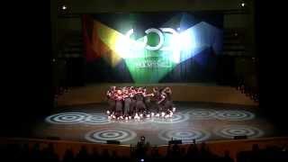 KLIMAX MEGACREW | World of Dance 2015 ( SPAIN )