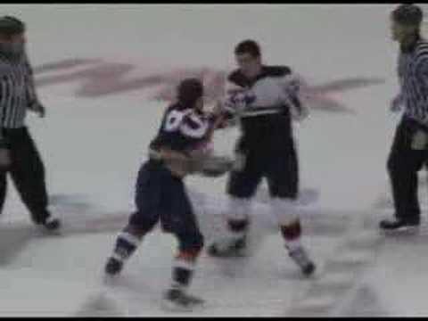 Mike Comrie vs. Mike Mottau