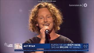 Michael Schulte   Back To The Start (Unser Lied Für Israel 2019)