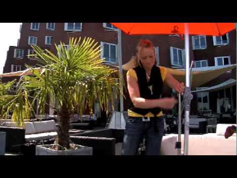 Liro Rollenständer von SunLiner (www.sunliner.de)