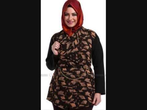 Video 15 Contoh Baju Muslim Untuk Orang Gemuk Yang Pantas