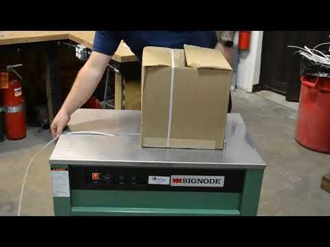 Signode Make PP Strapping Machine