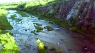 preview picture of video 'San Carlos Minas, Puente Nuevo.'