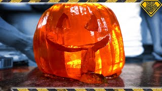 Would You Eat This Gummy Pumpkin? by The King of Random