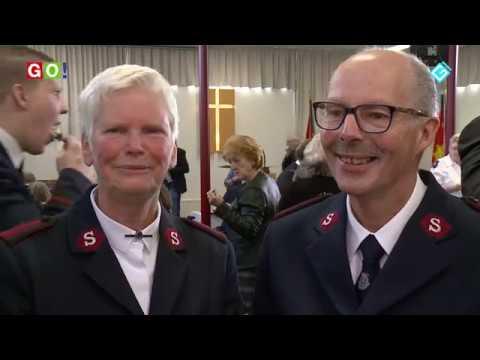 Leger des Heils Winschoten 130 jaar - RTV GO! Omroep Gemeente Oldambt