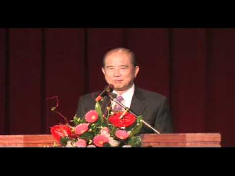 20120201新任、代理校長交接--創辦人林義守董事長致詞