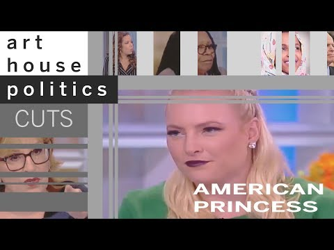 Meghan McCain: Mind of an American Princess