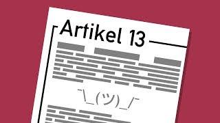 Artikel 13 Und Uploadfilter In Langsam