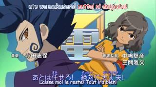 Inazuma Eleven GO Opening 1 VOSTFR
