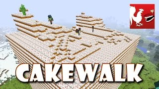Things to Do In Minecraft - Cake Walk | Rooster Teeth