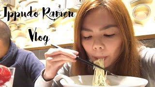 Eating Ippudo Ramen and Taho Ice Cream (Vlog) | Denise Yalung