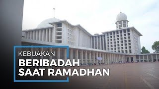 Anies Baswedan Tunggu Arahan MUI terkait Ibadah Saat Bulan Ramadhan
