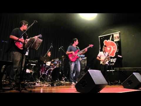 Rodrigo Batista - Perigo (ao vivo Pixinga Bass Festival Campinas 2014)