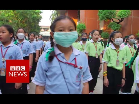 mongolia: a toxic warning to the world bbc news