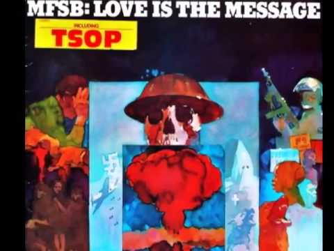 "TSOP - The Sound Of Philadelphia Original 12"" by MFSB featuring The Three Degrees"