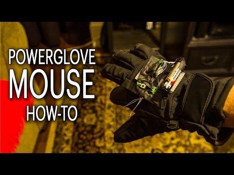 Resurrect Your Wireless Mouse As A DIY Powerglove
