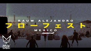 Rauw Alejandro - COCA COLA FLOWFEST 2019 (MEXICO)