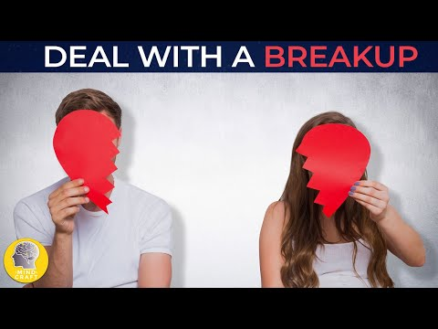 HOW TO DEAL WITH A BREAKUP!