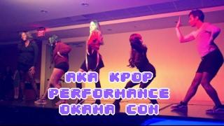 [Performance] AKA KPOP @ Okama Con 2017