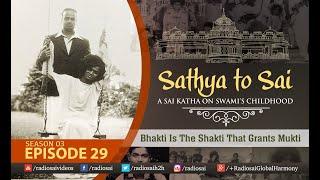Από τον Σάτυα στον Σάι - Επεισόδιο 29