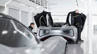 YouTube Video KmHGUb8AcBY for Product Lotus Evija Electric Sports Car by Company Lotus Cars in Industry Cars