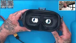 $600.00 Paperweight - DJI V2 FPV Goggles - 1hr DJI Tech Support Call